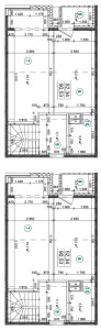 трехкомнатная квартира